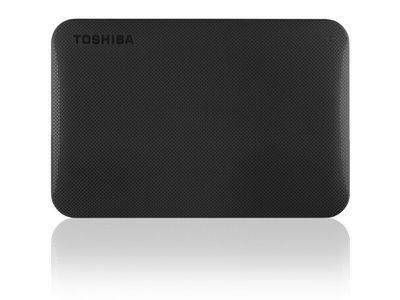 Toshiba Canvio Ready externe harde schijf 1000 GB Zwart