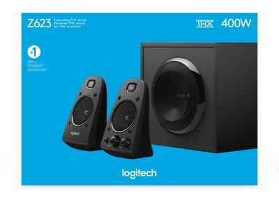 LOGITECH RET. Z623 Speakers 2.1