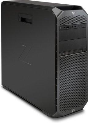 HP Z6 G4 Intel® Xeon® 4108 32 GB DDR4-SDRAM 1000 GB HDD Zwart Toren Workstation