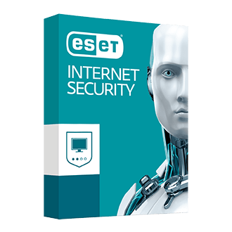 ESET Internet Security 3-Devices 1 jaar