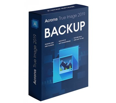 Acronis True Image 2019 1-PC/MAC