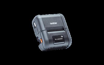 Brother RJ-2030 Stevige mobiele printer met LCD scherm voor bonnen. Met Bluetooth verbinding en ondersteuning van Android, iOS en Windows.