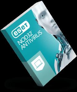ESET NOD32 Antivirus 10-PC 1 year