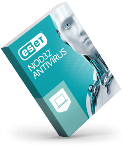 ESET NOD32 Antivirus 1-PC 1 year